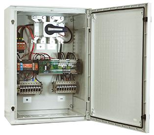 標準接続箱Transclinic付