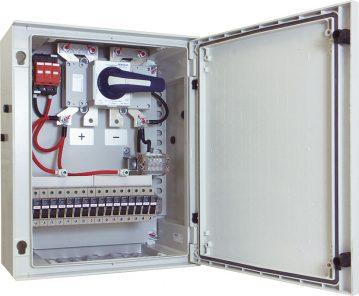 MidSpec接続箱
