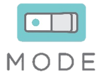 MODE ロゴ